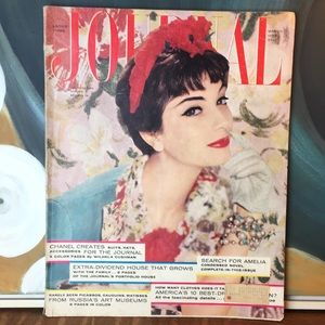 March 1958 Ladies Home Journal